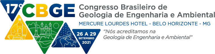 Banner do congresso ABGE