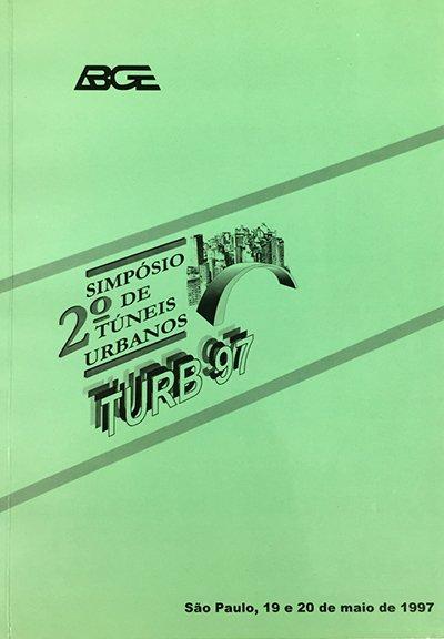 2º TURB Simpósio Sobre Túneis Urbanos
